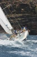 Peter Hopp's Nisida off Antigua