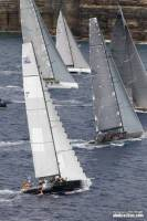 The IRC Zero Start of the RORC Caribbean 600. Photo: RORC/Tim Wright photoaction.com