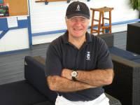 John Burnie. Photo: RORC/Tim Wright photoaction.com