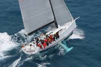 Ron O'Hanley's Cookson 50, Privateer, takes the win in Canting Keel. Photo: RORC/Tim Wright photoaction.com