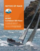 2014 RORC Caribbean 600 Notice of Race