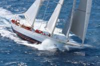 182ft schooner, Adela. Credit: Tim Wright/photoaction.com