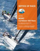 2015 RORC Caribbean 600 Notice of Race