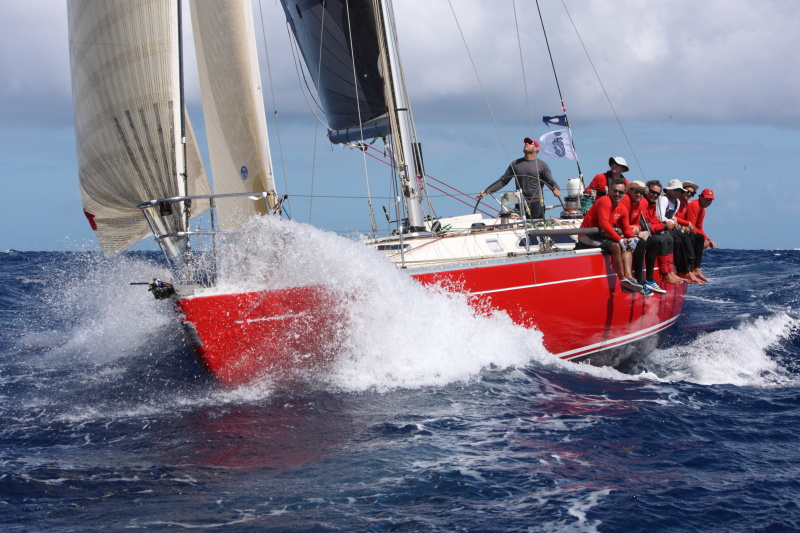 Winner of IRC Two, Ross Applebey's Oyster 48, Scarlet Oyster © RORC/Tim Wright