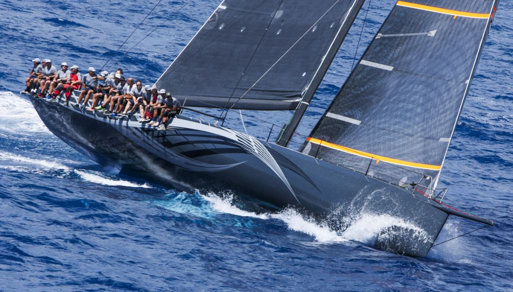 George Sakellaris' Maxi72, Proteus (USA) has been declared the overall winner of the 2016 RORC Caribbean 600