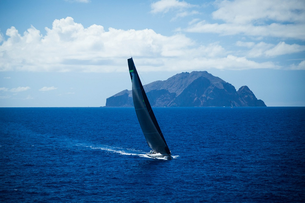 Fauth's Bella Mente off Redonda © RORC/ELWJ Photography