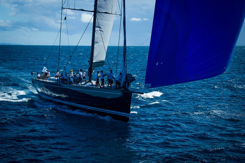 Shamanna, winner of the Superyacht Trophy - Photo RORC/ELWJ Photography
