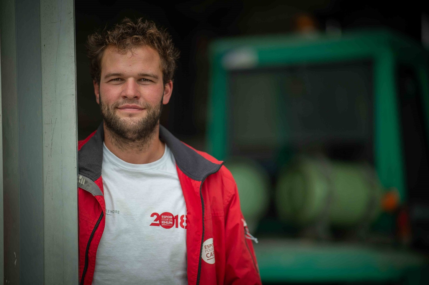 "Competing on BHB, the French Class40, Arthur Hubert says: ""As a young sailor, I need to take these opportunities as it is a golden bridge to go on future adventures!"""
