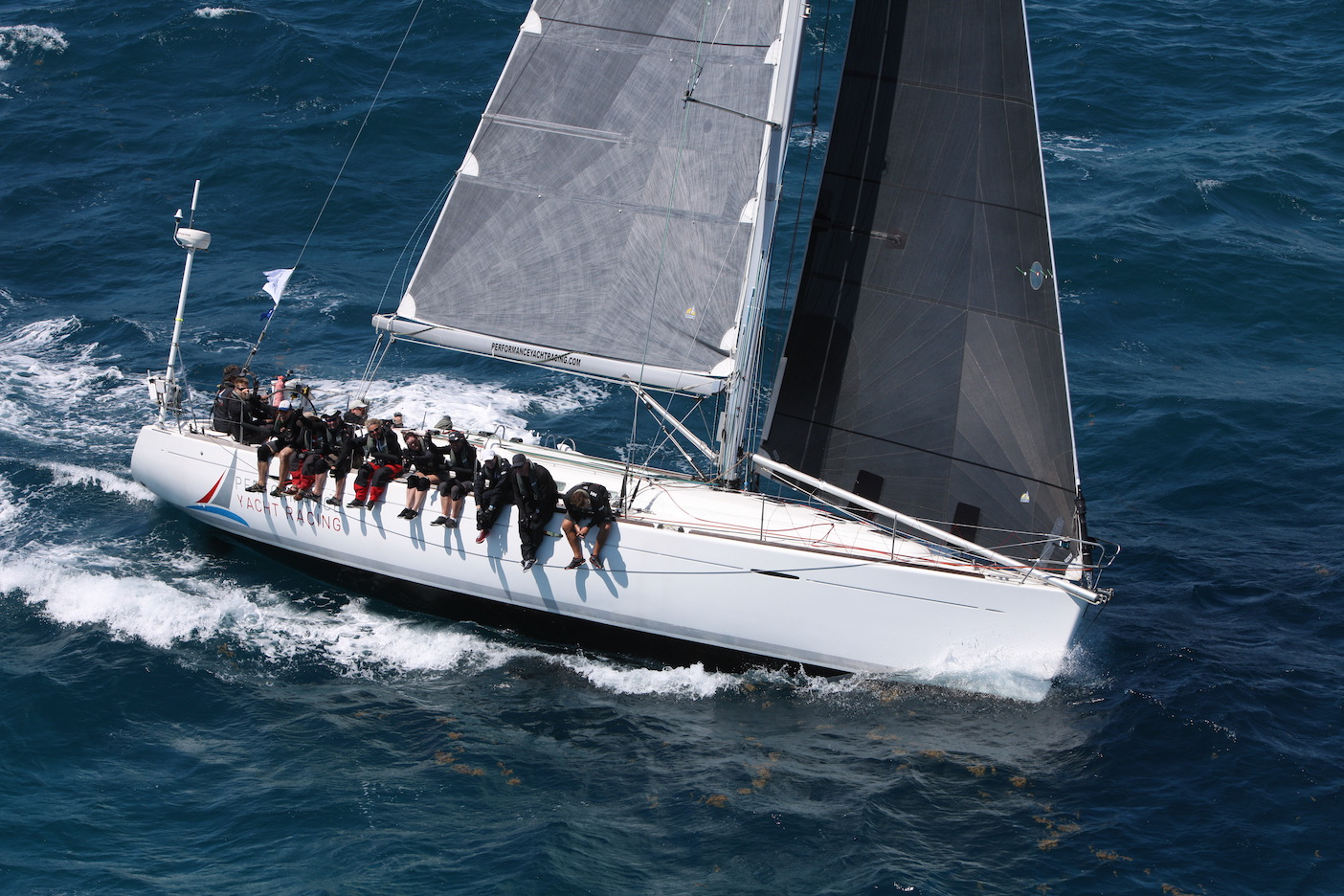 IRC Two: Performance Yacht Racing's First 47.7 EH01 skippered by Andy Middleton (GBR) © Tim Wright/Photoaction.com