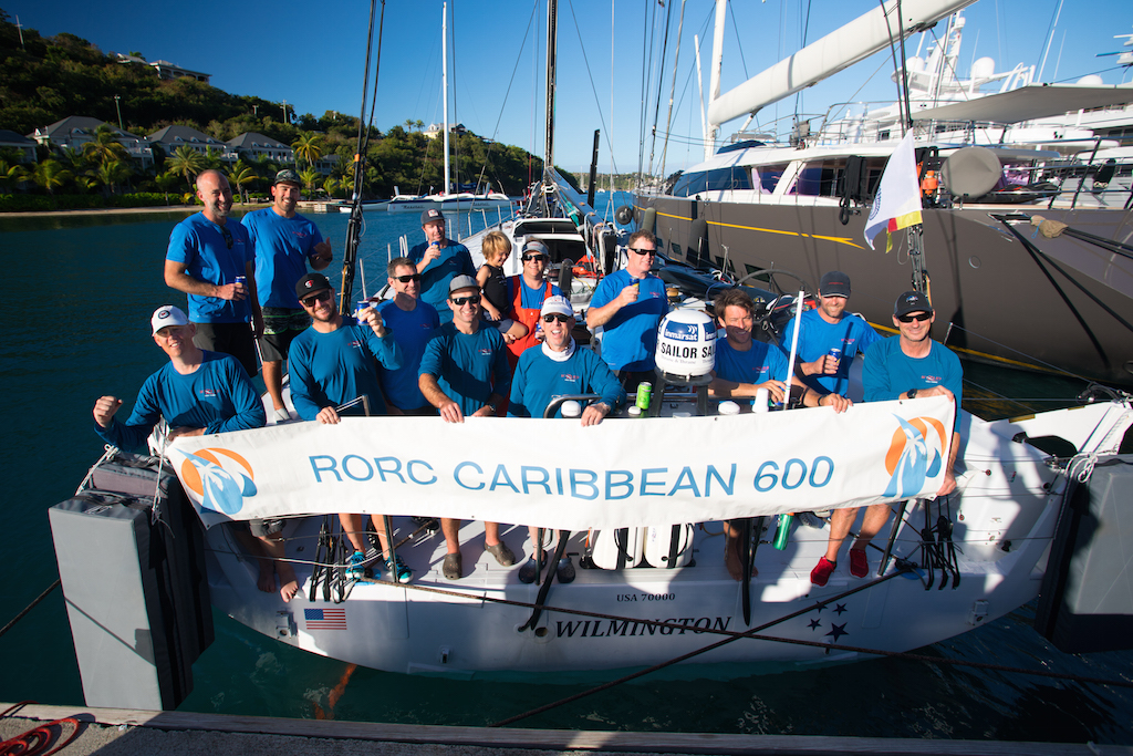 rorc caribbean 600 20th feb wizard high res arthur daniel 8