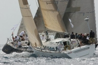 Global Yacht Racing's Beneteau 47.7 EH01