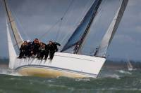 Peter Rutter's Grand Soleil 43, Quokka 8. Photo: Paul Wyeth pwpictures.com