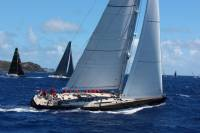 Cape Arrow, a Southern Wind 100, in the 2014 RORC Caribbean 600 Race. Photo: RORC/Tim Wright photoaction.com