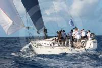 Performance Yacht Charter's First 40, Southern Child, in the 2014 RORC Caribbean 600 Race. Photo: RORC/Tim Wright photoaction.com