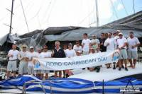 2011 RC600 ICAP Leopard at the finish - photo RORC/Tim Wright
