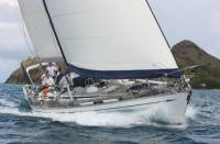 Northern Child chartered by Merkle for the RORC Caribbean 600