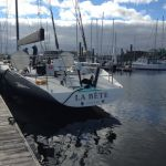 La Bete - RP90 back in the water after refit